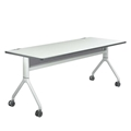 "Rumba 72"" x 30"" Rectangle Nesting Table"