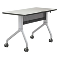 "Rumba 48"" x 24"" Rectangle Nesting Table"