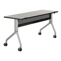 "Rumba 60"" x 24"" Rectangle Nesting Table"