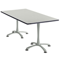 "72"" x 36"" Cha-Cha Rectangular Meeting Table"