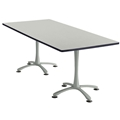 "84"" x 36"" Cha-Cha Rectangular Meeting Table"