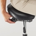 Twixt Extended-Height Saddle Stool - 3006BV