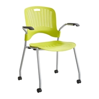 Sassy Stack Chair Caper chair; Caper seating; Swivel chair; Computer chair; Office chair; chair; stackable chair; Auditorium chair; Guest chair; Nesting chairs; Visitor chair; Side chair; Stack chairs; Mobile stack chair; Mobile side chair; Plastic chair; Plastic chairs; Plastic stack chairs