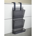 Onyx Mesh Multifunction Panel Organizer