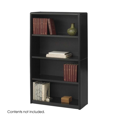 "7172 : Safco 28""H Valuemate Bookcase"