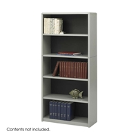 "7173 : Safco 28""H Valuemate Bookcase"
