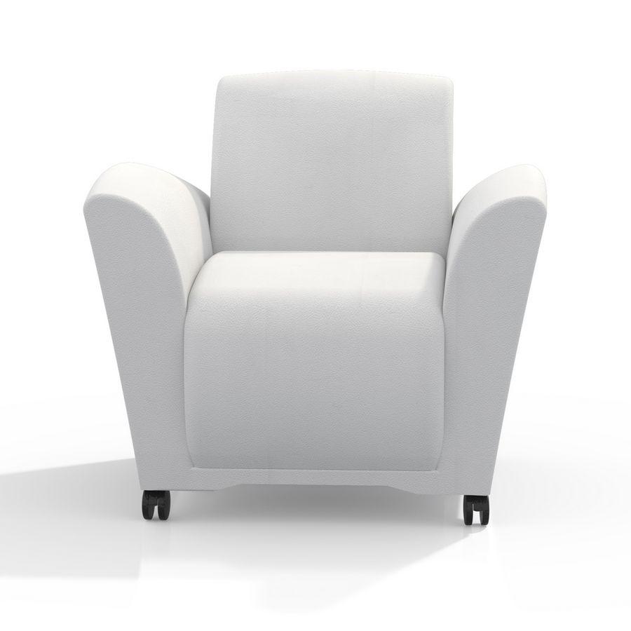 Brilliant Mayline Santa Cruz Mobile Lounge Chair Vccm Dew Office Dailytribune Chair Design For Home Dailytribuneorg