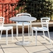 "Entourage 32"" Round Outdoor Table - 2492AC-2490SL"