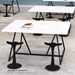 Oasis Teaming Sitting-Height Table - 3019CY
