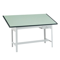 "3953-3962GR : safco 37.5"" x 72"" Precision Drafting Table"