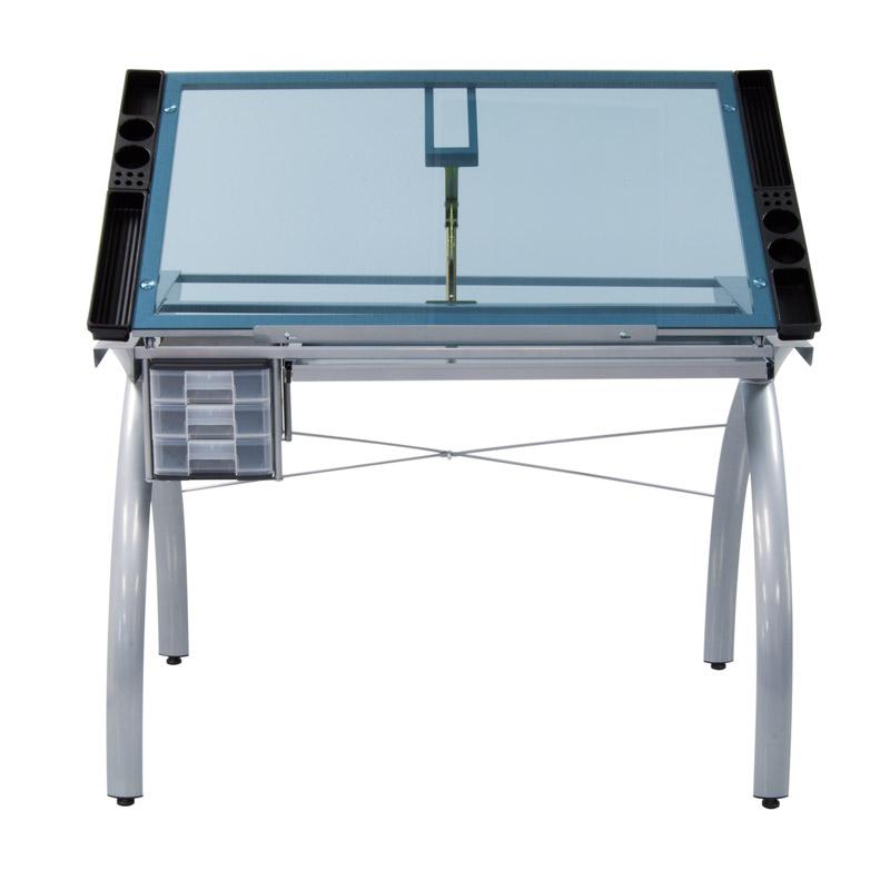 ... Futura Glass Top Craft Table   10050 ...