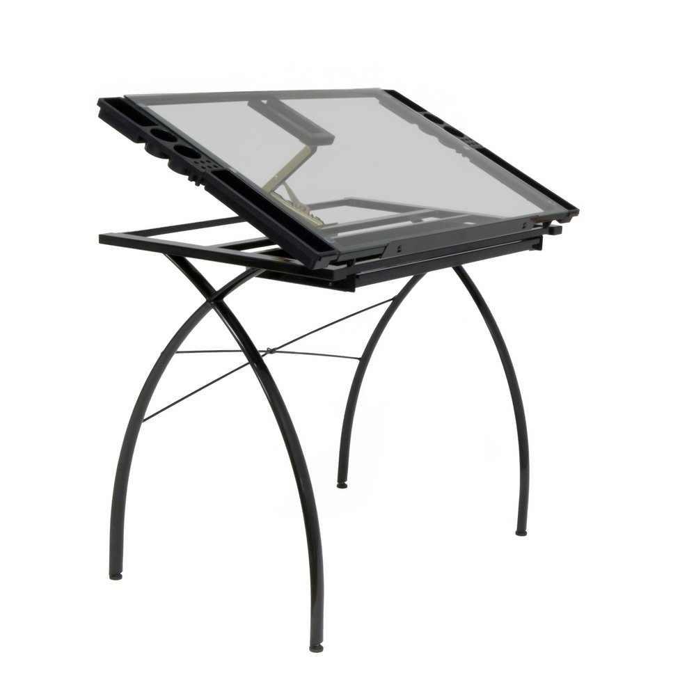 Studio designs futura craft station with glass top -  Futura Jr Craft Station 10092