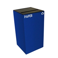 28 Gallon Geo Cube Recycling Container