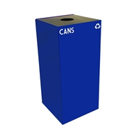 32 Gallon Geo Cube Recycling Container