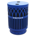 Covington 40 Gallon Recycling Waste Receptacle