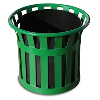 Oakely Collection Medium Round Outdoor Planter