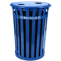 Oakley Recycling Receptacle