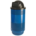 Stadium Series 35 Gallon Dome Top Waste Receptacle
