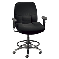 CH300-40DH : Alvin Olympian Comfort Drafting Chair
