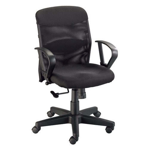 CH724 : Alvin Salambro Jr. Mesh Back Chair
