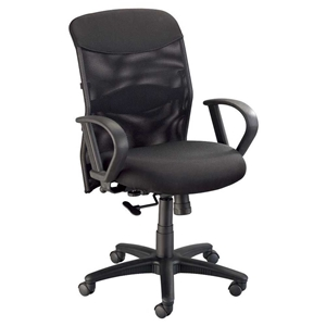 CH726 : Alvin Salambro Mesh Fabric Manager's Chair
