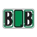 "Alpha ""B"" Labels Dark Green - Pack of 240 - J7711"