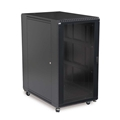 22U Glass Front Linier Server Rack