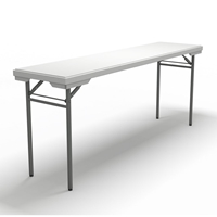 "Event Series 18"" x 72"" Rectangular Table"