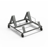 Folding Chair Stack Cart for 2300SC