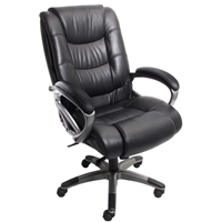 Ultimo 500 High Back Leather Chair