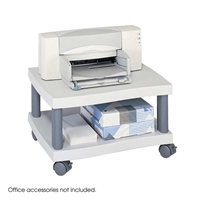 1861GR : Safco Wave Underdesk Printer Stand