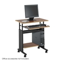 "muv 28""W Adjustable Height Workstation"