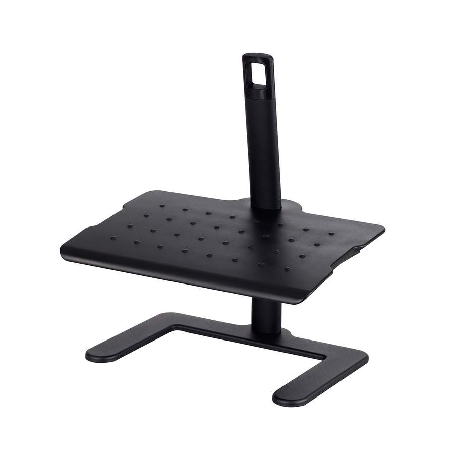 footrest height for x desk alphabetter box lr book adjustable up top with image stand standard