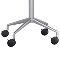 RSVP 4 Locking Casters Breakroom tables; Cafeteria tables; Hospitality tables; Lunchroom tables; Lunch room table; Meeting table; Break room table; Gathering table; Table base