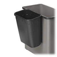 Paper Pitch Recycling receptacles; recycling collection cans; Trash can; Garbage can; Recycling can; Trash cans; Waste can; Waste basket; Wasbasket; Recycling center; Desk side recycling; Deskside recycling; Underdesk recycling Under desk recycling; Paper recycling