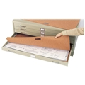 "24"" x 36"" Flat File Folders - Pack of 10"