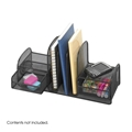Onyx Mesh Organizer 3 Upright - 2 Baskets