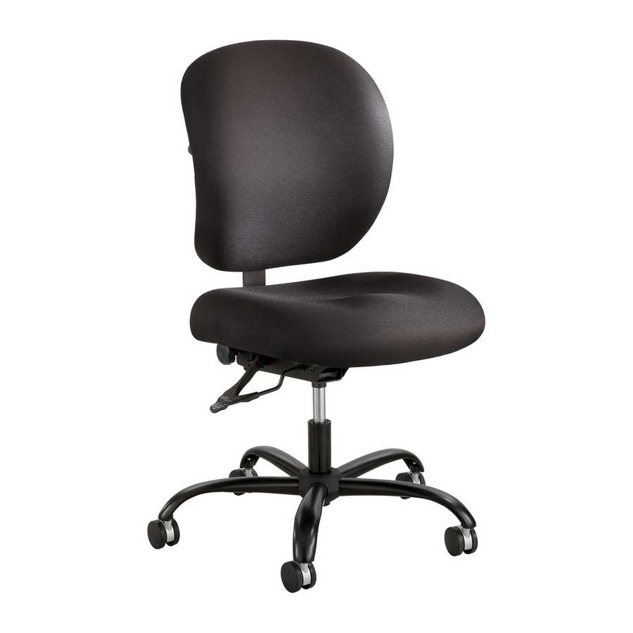 safco alday intensive use task chair 3391bl