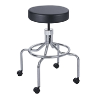 3433BL : sAFCO Lab stool screw Lift High Base