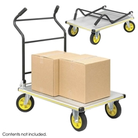 Stow Away Platform Truck Dolly; Folding hand truck; Folding hand cart; Hand cart; Hand truck; Mobile cart; Facility maintenance; Rolling dolly