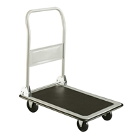 Tuff Truck Platform Truck 500 lbs. Dolly; Folding hand truck; Folding hand cart; Hand cart; Hand truck; Mobile cart; Facility maintenance; Rolling dolly