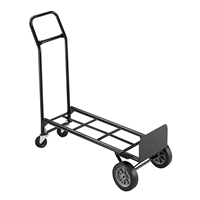 Tuff Truck Convertible Hand Truck Dolly; Hand cart; Hand truck; Mobile cart; Facility maintenance; Rolling dolly