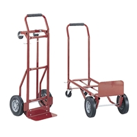 Convertible Hand Truck Dolly; Hand cart; Hand truck; Mobile cart; Facility maintenance; Rolling dolly
