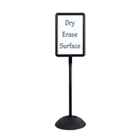 Rectangular Write Way Directional Sign Direction sign; Dry erase board; Write on wipe off board; Office furniture; Directional sign; Dry erase sign; Magnetic sign; Magnetic directional sign
