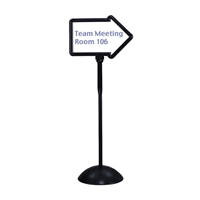 Arrow Write Way Directional Sign Direction sign; Dry erase board; Write on wipe off board; Office furniture; Directional sign; Dry erase sign; Magnetic sign; Magnetic directional sign