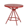 "CoGo 30"" Round Steel Outdoor/Indoor Table"