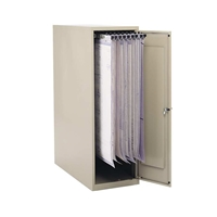 5040 : safco small Vertical Filing Cabinet