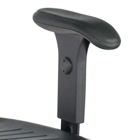 5144 : sAFCO Adjustable T-Pad Armrest, Use with 5120