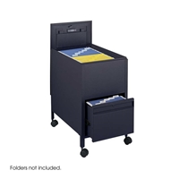 5364 : Safco Extra Deep Locking Tub Files withDrawer - Letter