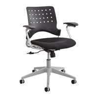 Reve Task Chair Square Back Chair with square back; Square back chair; Swivel chair; Chair; Chairs; Task chair; Seating; Ergonomic chair; Rolling chair; Rolling desk chair; Desk chair